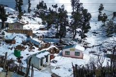 SIMBHANJYAN (SNOW FALL)