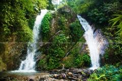 TWIN WATER FALL, BHIMBHEDI